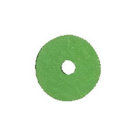 Paill.plates 6mm, vert