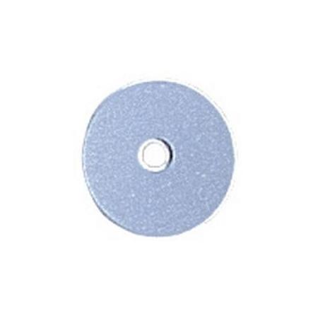 Paill.plates 6mm, argenté