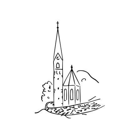 Cachet 'Eglise'