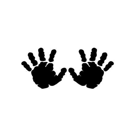 Cachet 'mains'