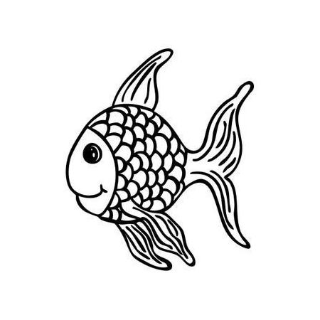 Cachet 'poissons'