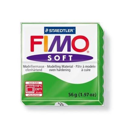 Fimo Soft vert tropical