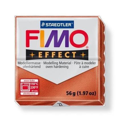 Fimo Effect métallique cuivre