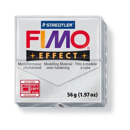 Fimo Effect argent