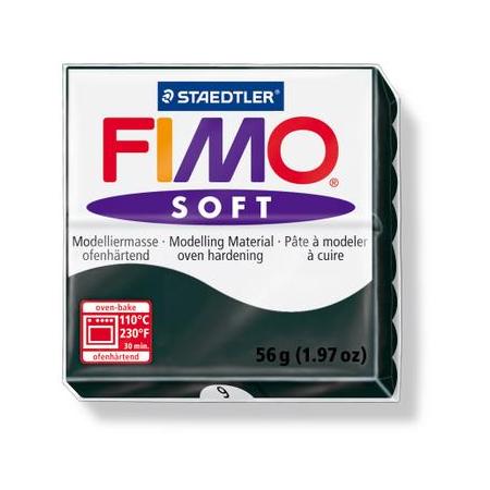 Fimo Soft noir