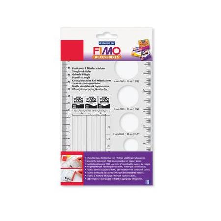 Fimo-Calibre de mélange