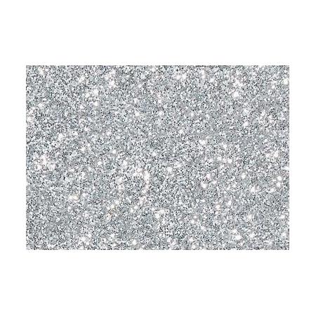 Glitter fin argenté cl.7g