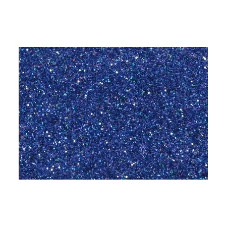 Hologramme glitter bleu 7g