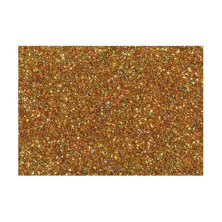 Hologramme glitter doré 7g