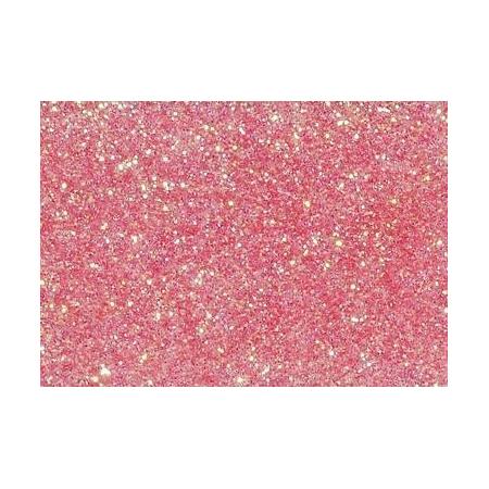 Glitter irisé rouge7g