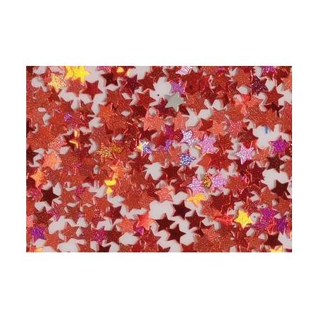 Étoile glitter ho-rouge 7g