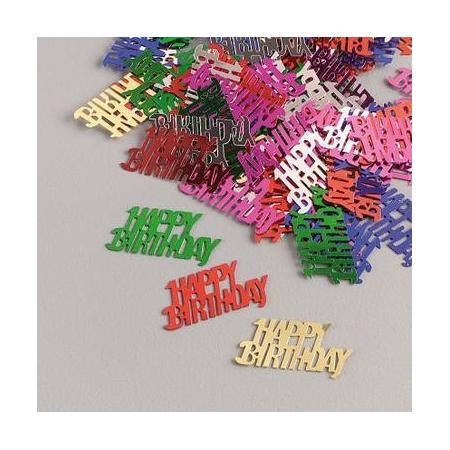 Paillettes birthday 20g