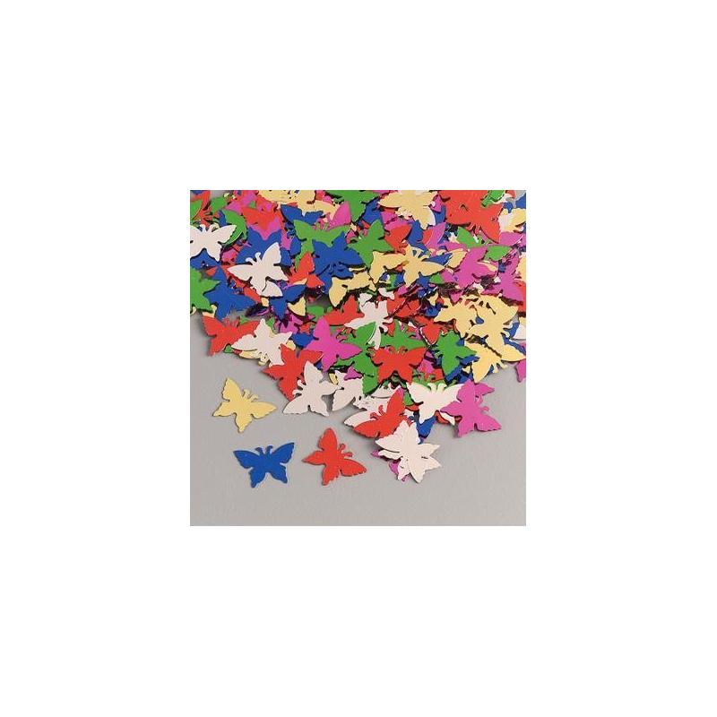 Paillettes papillon 20g pas cher cr - Loisir creatif pas cher ...