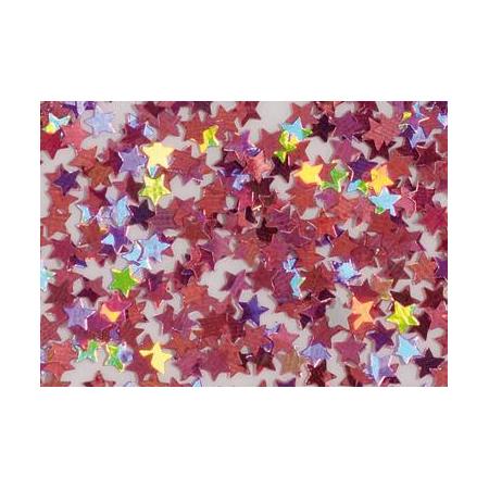 Étoile glitter holo-ros7g