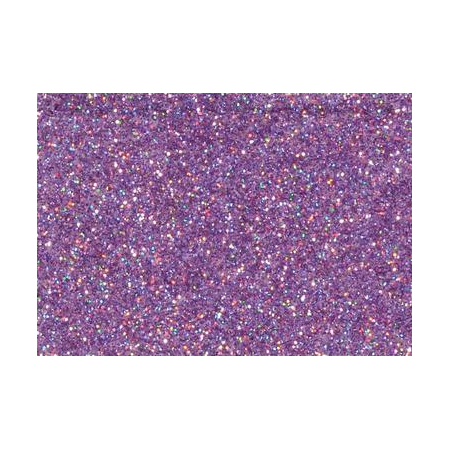 Hologramme .glitter lilas7g
