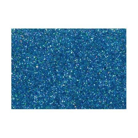 Hologramme glitter bleu tur.7g