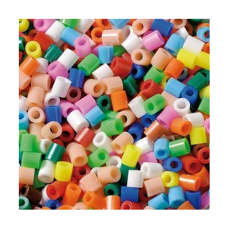 Perles à repasser 2000pc.coul.mix