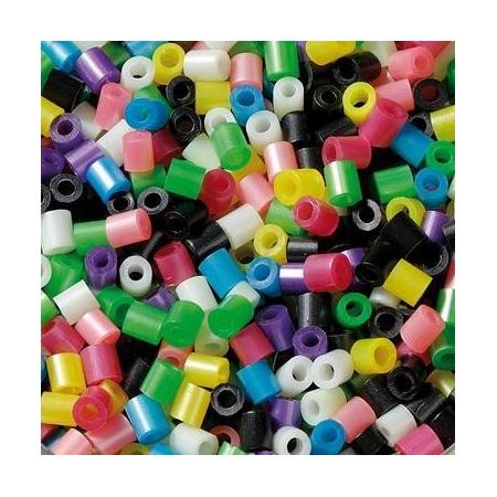 Perles à repasser 2000pc.coul.br.mix