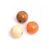 Mix de perles en bois 8mm nat/orSB80