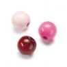 Mix de perles en bois 12mm li/roSB28