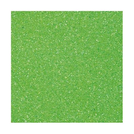 CreaSoft pailleté iri.vert clair 20x30 2mm