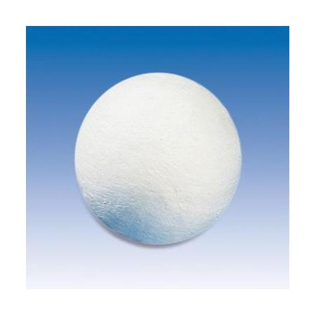 Boule en ouate blanc 15mm 50 pces