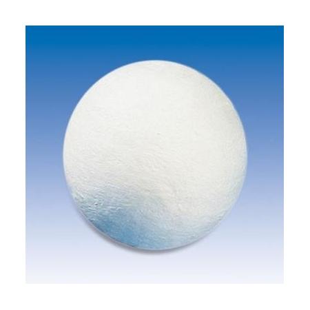 Boule en ouate blanc 30mm 50 pces