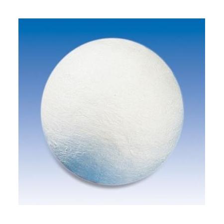 Boule en ouate blanc 40mm 10 pces
