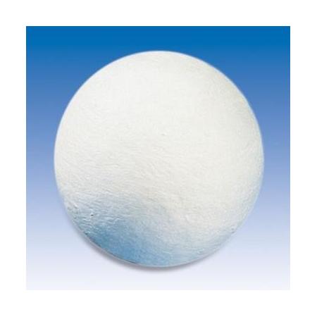 Boule en ouate blanc 50mm 10 pces