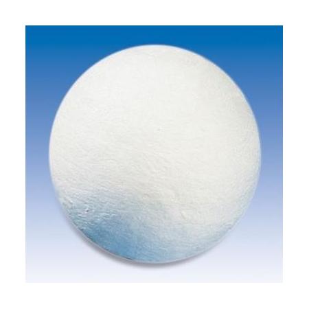 Boule en ouate blanc 60mm 5 pces