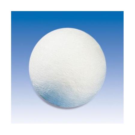 Boule en ouate blanc 25mm 50pces