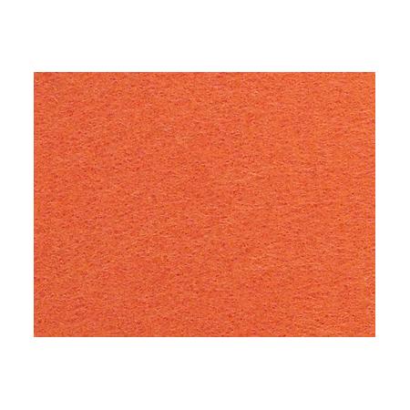 Feutrine à modeler orange 20x30cm