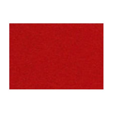 Feutrine épaisse 30x45mm rouge