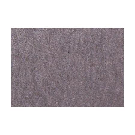 Feutrine épaisse 30x45mm gris 4mm