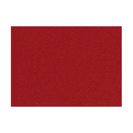 Feutrine à modeler rouge foncé 20x30