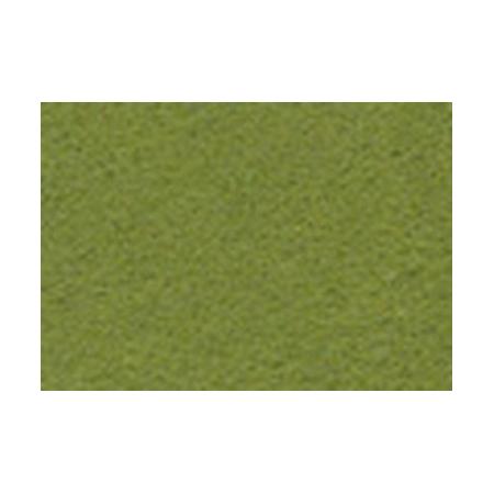 Feutrine à modeler vert tilleul 30x45cm