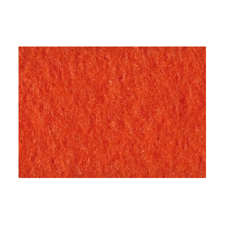 Feut.polyester 30x45cm orange