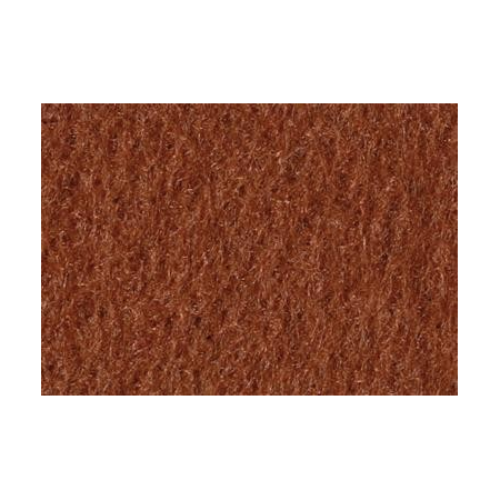 Feut.polyester 30x45cm brun
