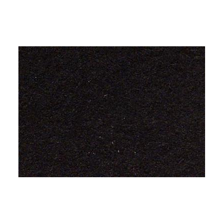 Feutrine à modeler noir 30x45cm