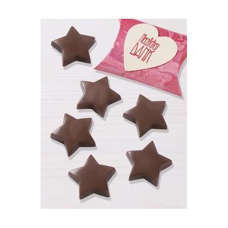 Moules p.chocolat étoiles 5 cm
