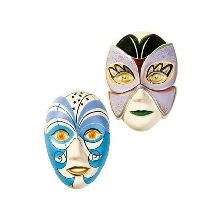 Moule masques II 13.5 x 10 cm