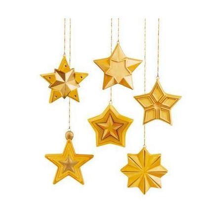 Moule étoiles 3D 8 x 8 x 2.5 cm