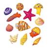 Moule monde marin mini 2 - 3 cm