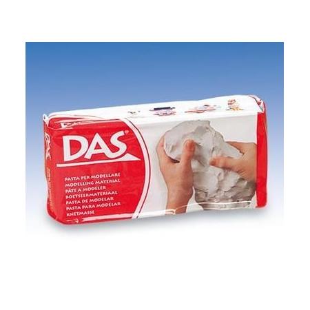 Pâte à modeler DAS blanc 1kg
