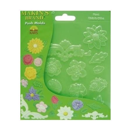 Push Molds floral