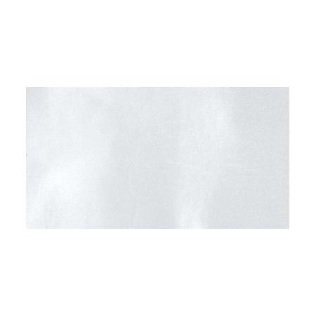 Cire décorative mates argent 175 x 80 0.5 mm