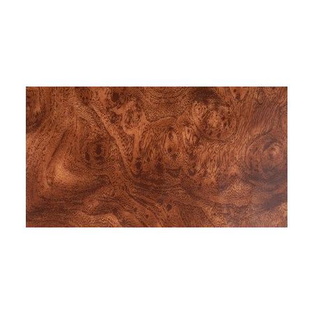 Cire décorative op.bois foncé 175 x 80 0.5 mm