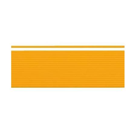 Bande de cire orange 1 mm x 20 cm