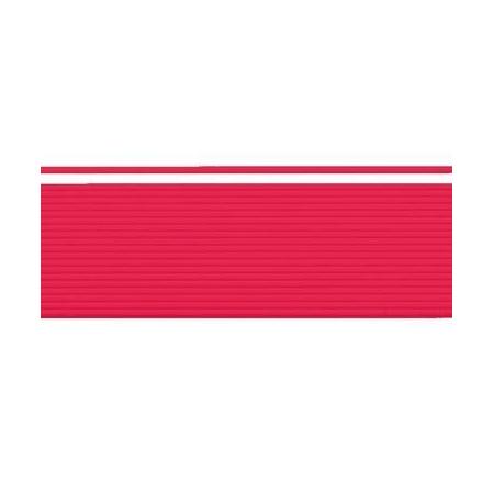Bande de cire rouge antique 1 mm x 20 cm