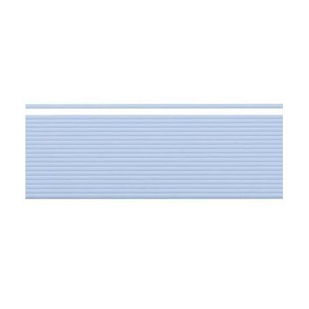 Bande de cire bleu clair 1 mm x 20 cm
